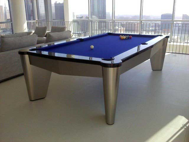 Morgantown pool table repair and services