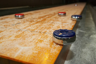 SOLO® Shuffleboard Movers Morgantown, West Virginia.